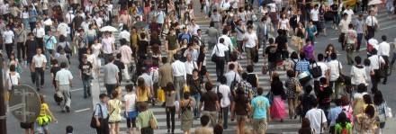 Day 3 - Shibuya Interesection