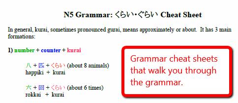 grammar-cheat-sheets