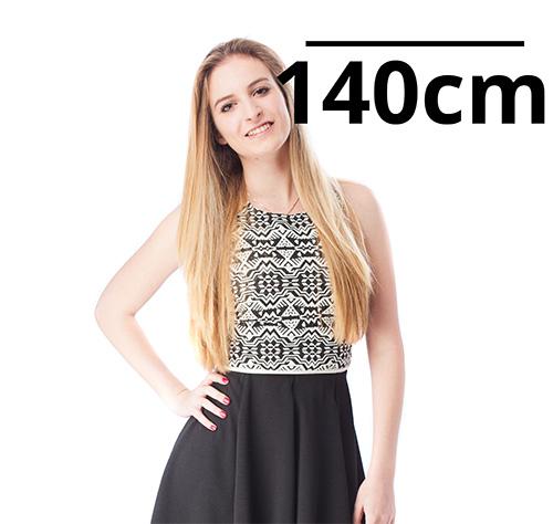 short woman